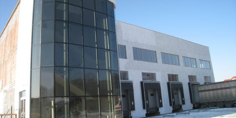 Budynek VORTUMNUS