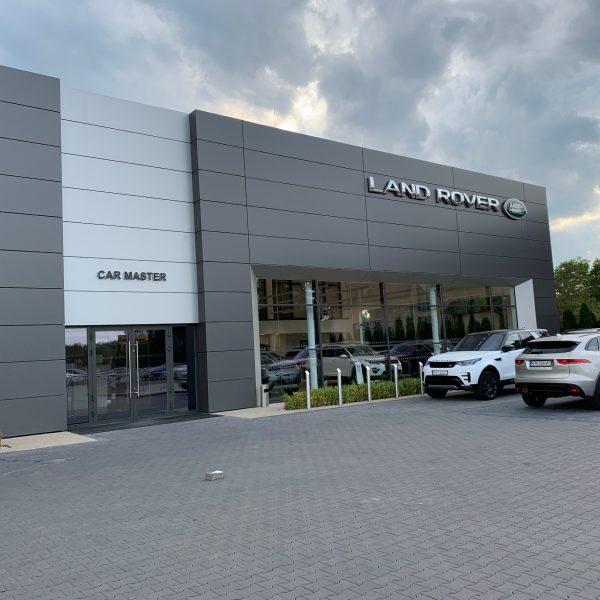 Salon Land Rover