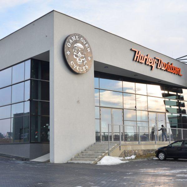 Salon Harley Davidson
