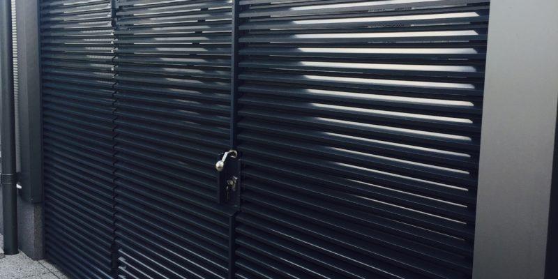 Drzwi Żaluzjowe